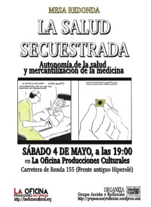La salud secuestrada Almería